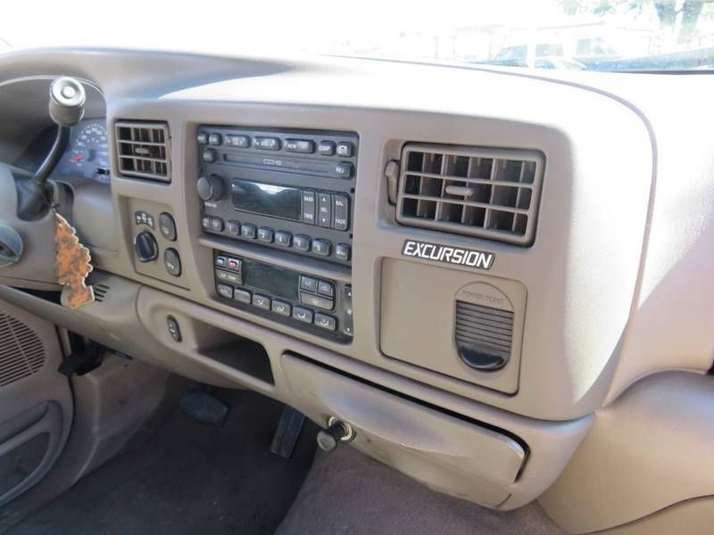 2002 Used Ford Excursion 4x4 Limited At Contact Us Serving Cherry