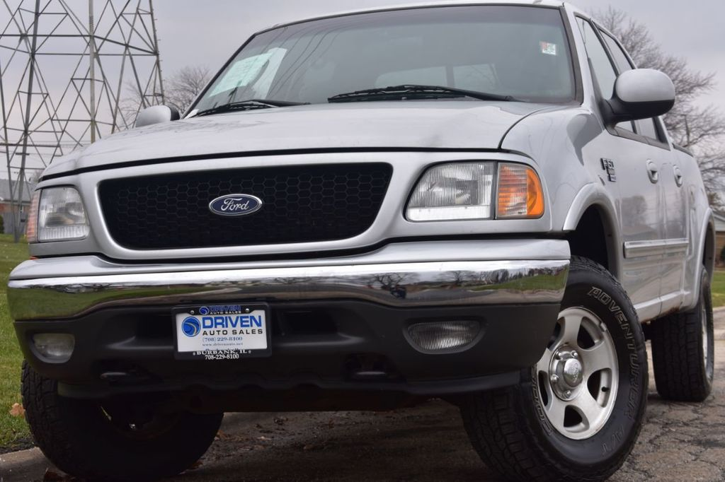 "2002 Ford F-150 SuperCrew 139"" XLT 4WD - 18287248 - 0"