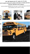 2002 Gmc Bluebird B7T 65Pass - Photo 2