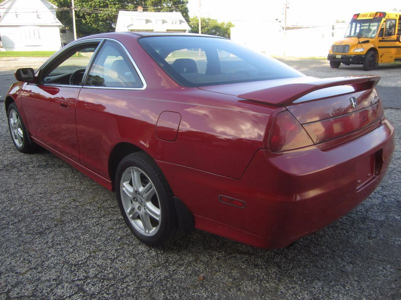 Superior 2002 Honda Accord Coupe
