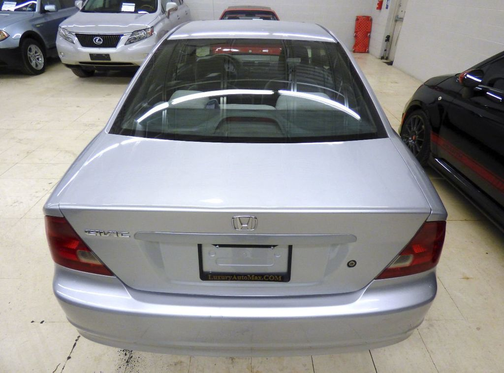 2002 Honda Civic 2dr Coupe EX Automatic w/Side Airbags Coupe - 1HGEM22022L012673 - 20