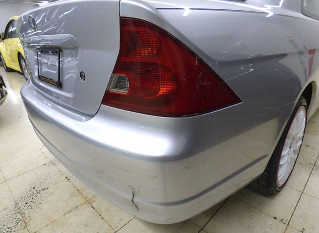 2002 Honda Civic 2dr Coupe EX Automatic w/Side Airbags - Click to see full-size photo viewer