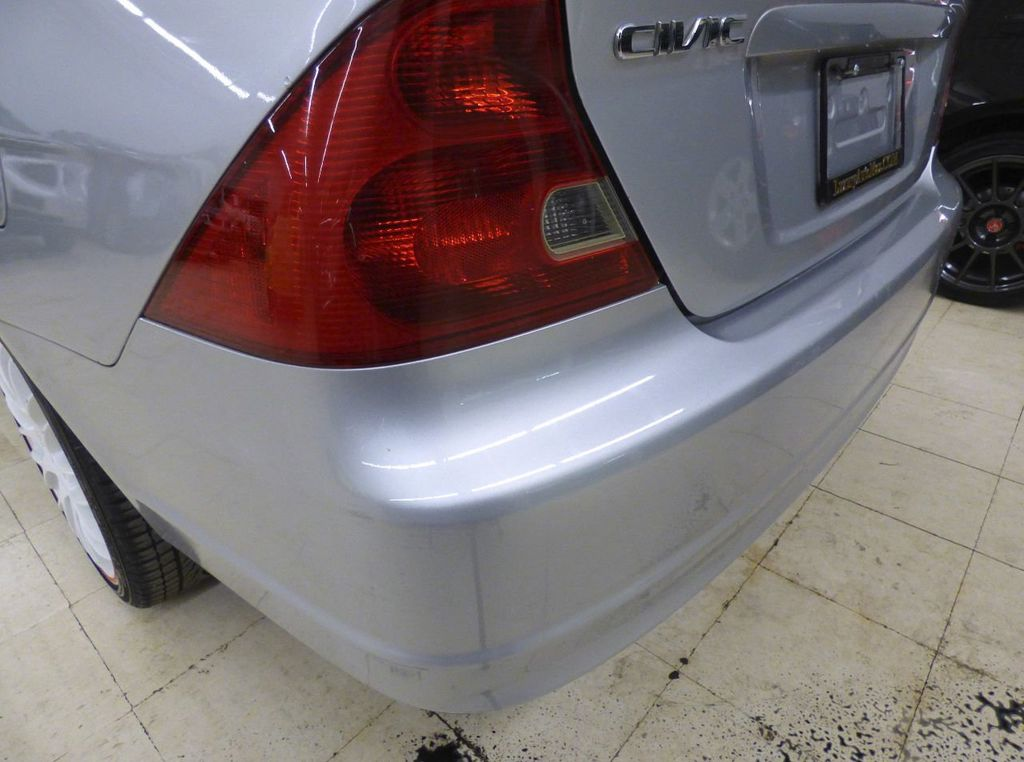 2002 Honda Civic 2dr Coupe EX Automatic w/Side Airbags Coupe - 1HGEM22022L012673 - 68