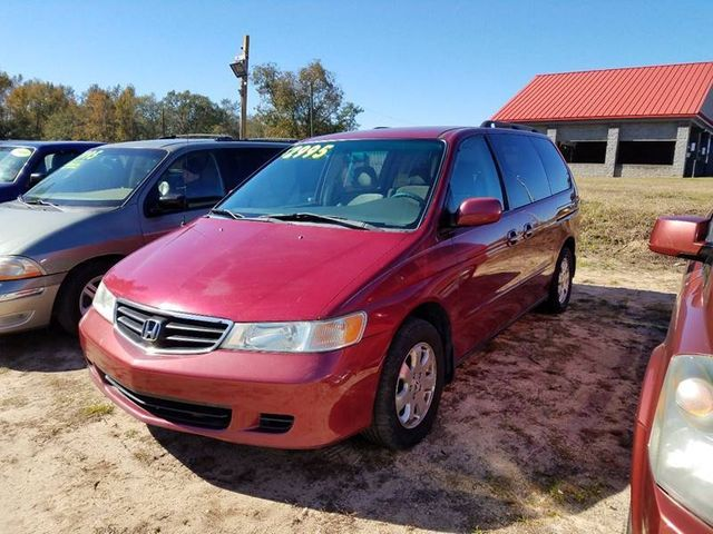 2002 Honda Odyssey EX 4dr Mini Van Not Specified   5FNRL18602B036594   2