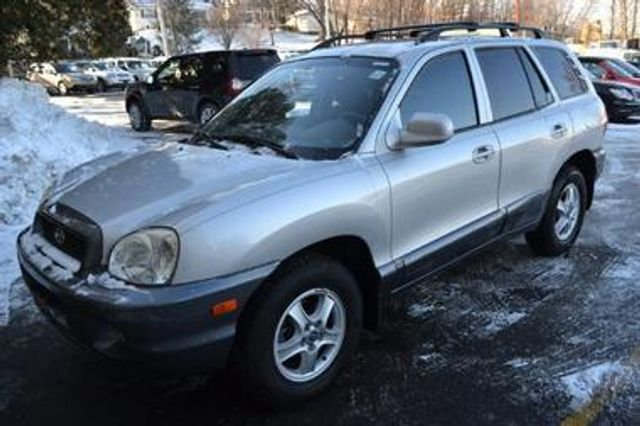 2002 Used Hyundai Santa Fe Gls At Luxury Automax Serving