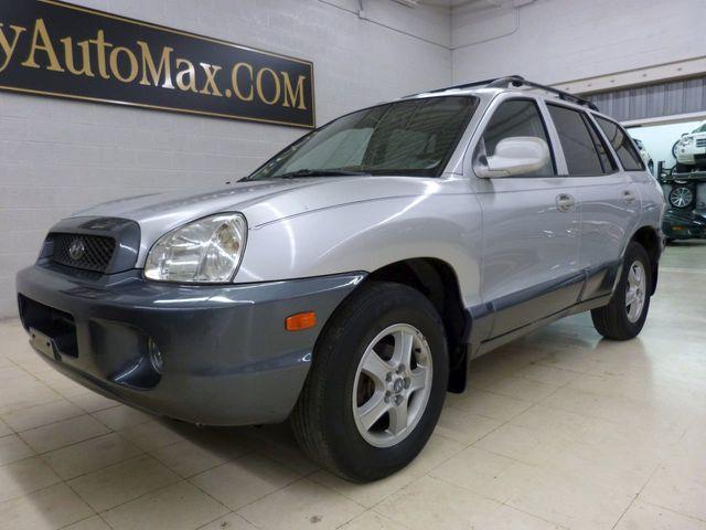 2002 Hyundai Santa Fe LX 2WD Automatic V6   Click To See Full Size Photo
