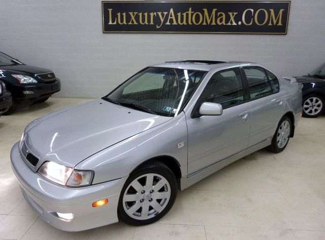 2002 used infiniti g20 at luxury automax serving chambersburg, pa