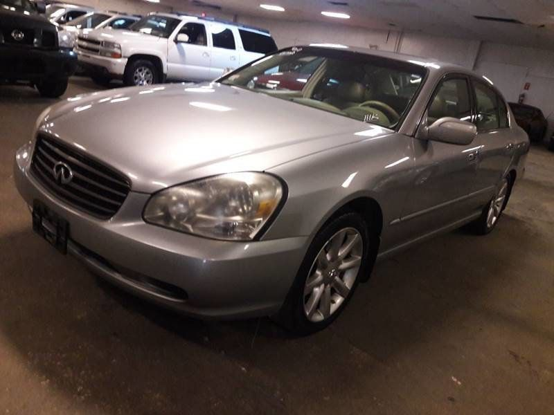 2002 Used Infiniti Q45 Performance Pkge At Contact Us Serving Cherry