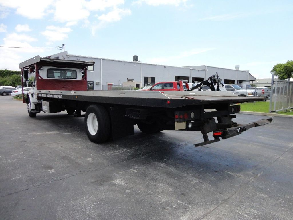 2002 International 4400 4 CAR CARRIER ROLLBACK 28FT JERRDAN - 17821150 - 5