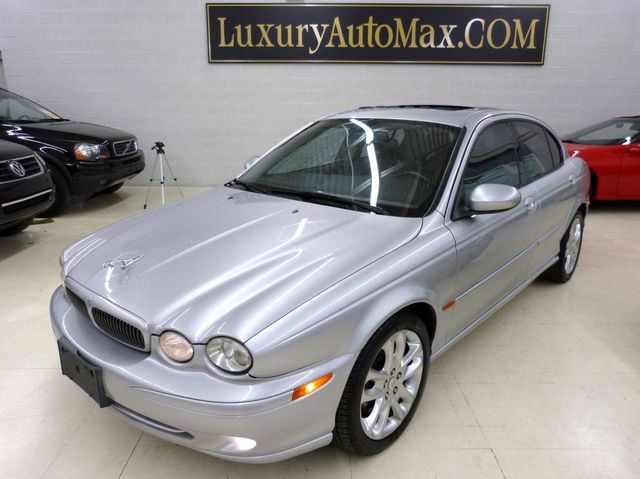 2002 Used Jaguar X Type 30 At Luxury Automax Serving Chambersburg
