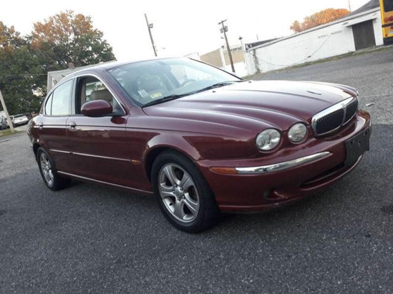 2002 Jaguar X Type AWD PREMIUM 3.0L V6   15636459   0