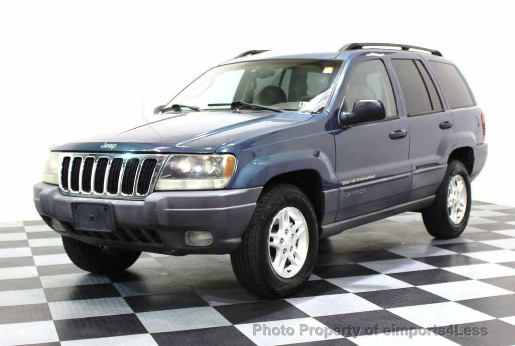 2002 Used Jeep Grand Cherokee 4dr Laredo 4wd At Eimports4less
