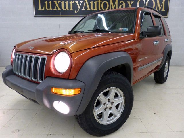 2002 Jeep Liberty Sport   Click To See Full Size Photo Viewer