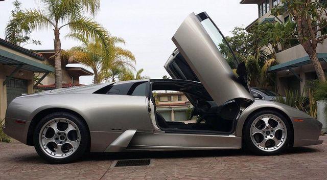 2002 Used Lamborghini Murcielago 62l 2dr Coupe At Sports Car