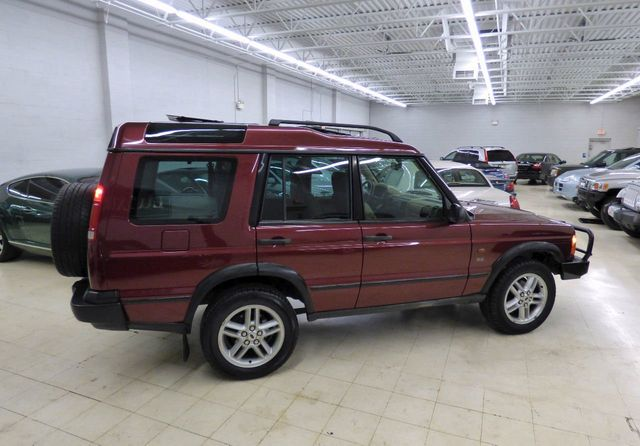 2002 Land Rover Discovery Series II  - Click to see full-size photo viewer