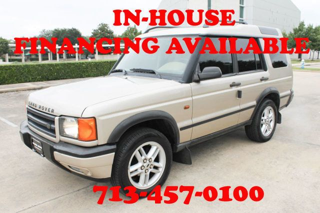 2002 Land Rover Discovery Series II 2002 Land Rover Discovery Series II 4dr Wagon SE, 4WD, Clean!!