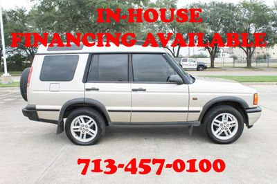 2002 Land Rover Discovery Series II 2002 Land Rover Discovery Series II 4dr Wagon SE, 4WD, Clean!!  - Click to see full-size photo viewer