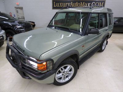 2002 Land Rover Discovery Series II 4dr Wagon SE SUV