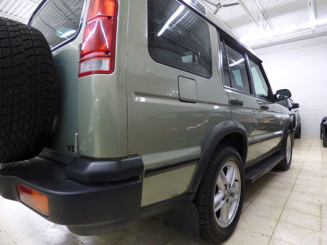 2002 Land Rover Discovery Series II 4dr Wagon SE - Click to see full-size photo viewer