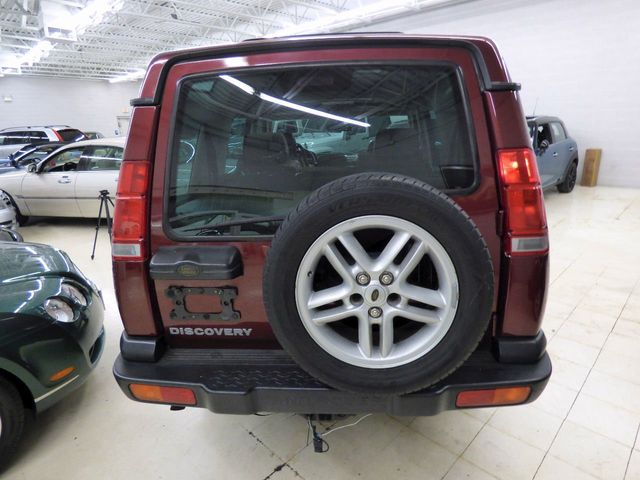 2002 Land Rover Discovery Series II LIFTED 2 SETS OF WHEELS AND TIRES  - Click to see full-size photo viewer