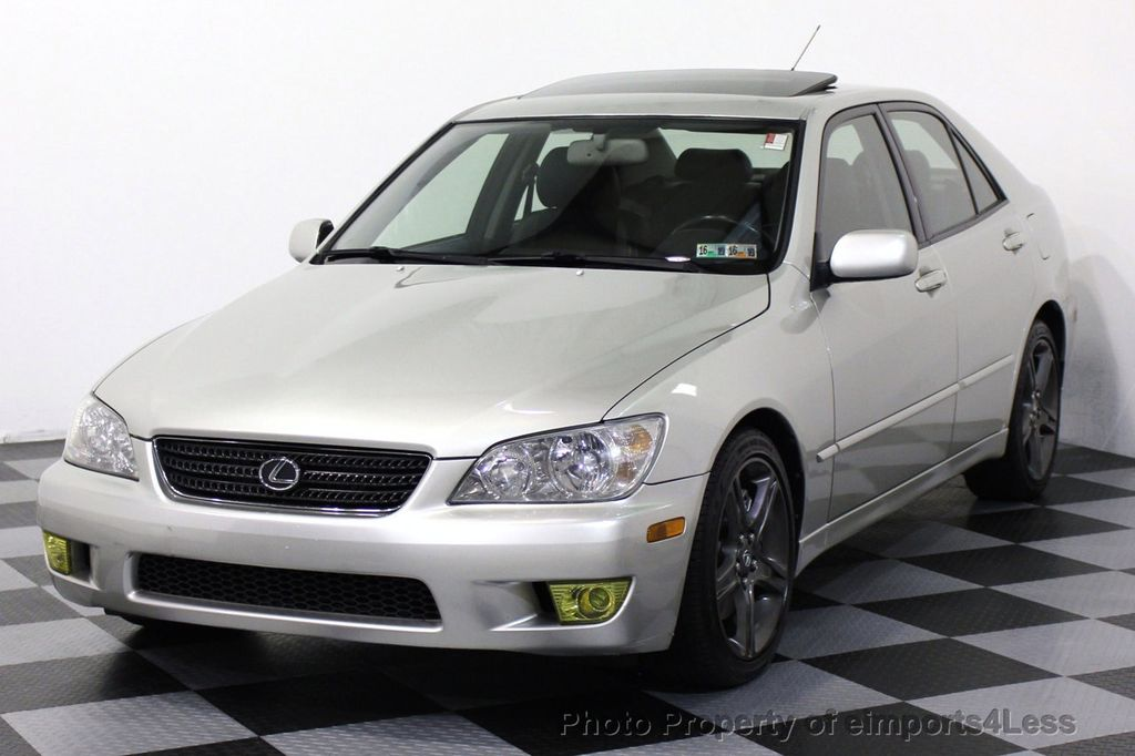 2002 used lexus is 300 is300 sport sedan at eimports4less. Black Bedroom Furniture Sets. Home Design Ideas