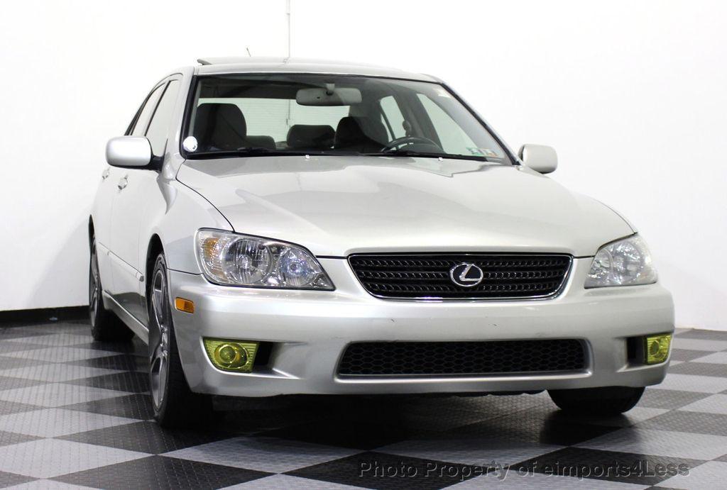 2002 Lexus IS 300 IS300 SPORT SEDAN   14418479   44