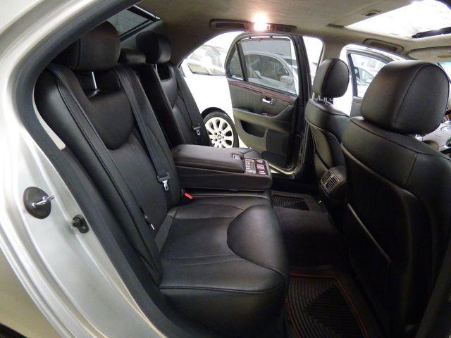 Used Lexus Ls Ultraluxurypackage on 2002 Lincoln Ls Sedan