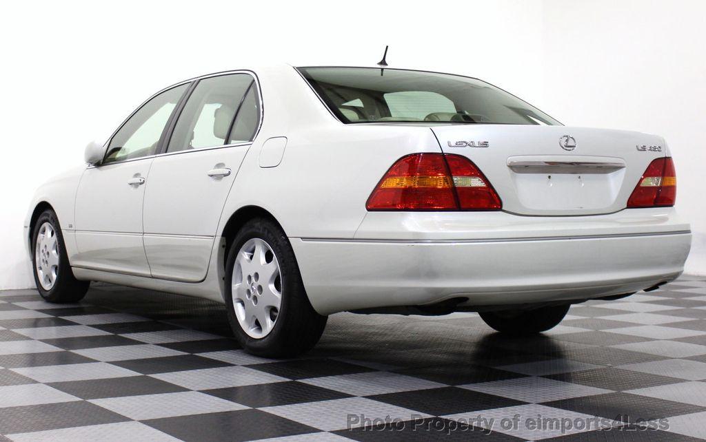 Lexus Of Dublin >> 2002 Used Lexus LS 430 LS430 V8 LUXURY SEDAN NAVIGATION at eimports4Less Serving Doylestown ...