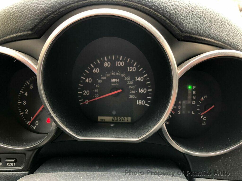 2002 Lexus SC 430 2dr Convertible - 18031512 - 16