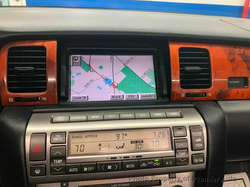 2002 Lexus SC 430 2dr Convertible - 18031512 - 17