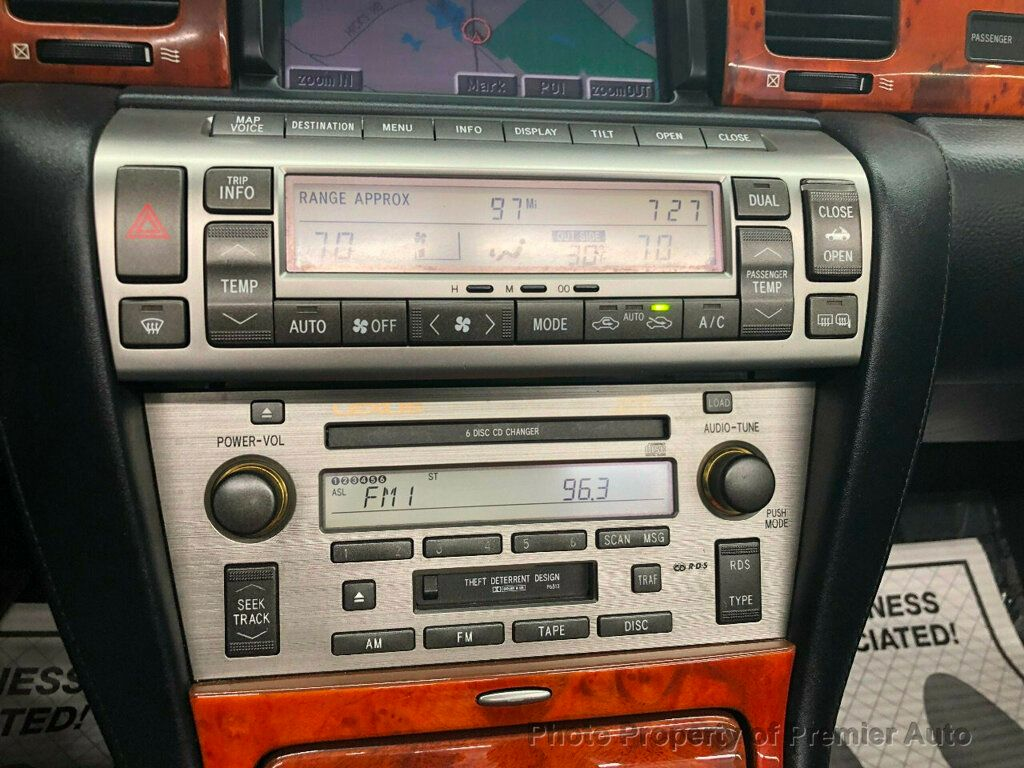 2002 Lexus SC 430 2dr Convertible - 18031512 - 18