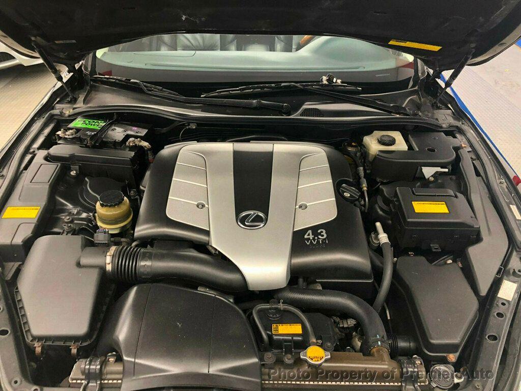 2002 Lexus SC 430 2dr Convertible - 18031512 - 24