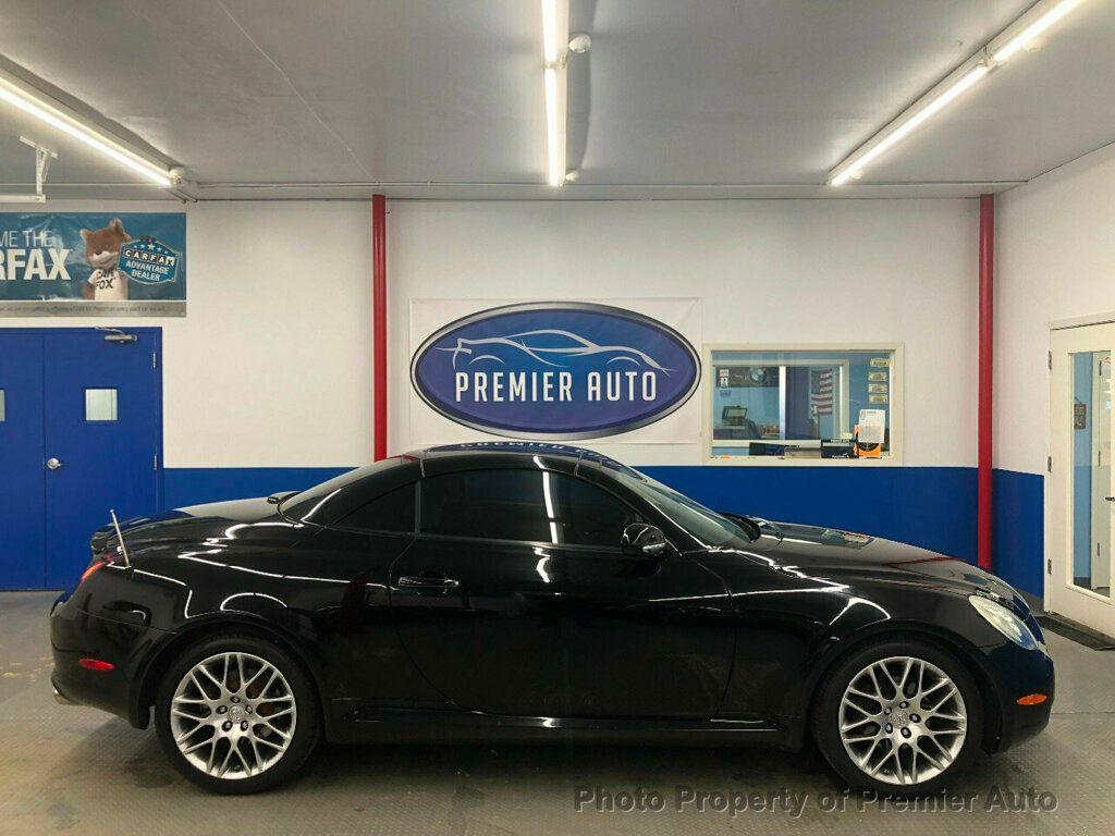 2002 Lexus SC 430 2dr Convertible - 18031512 - 6