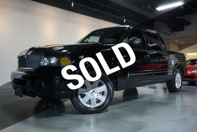 2002 Lincoln Blackwood 2WD Truck