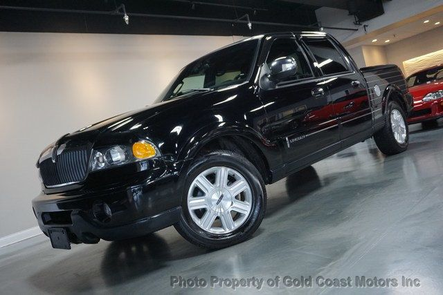 2002 Lincoln Blackwood 2WD - Click to see full-size photo viewer