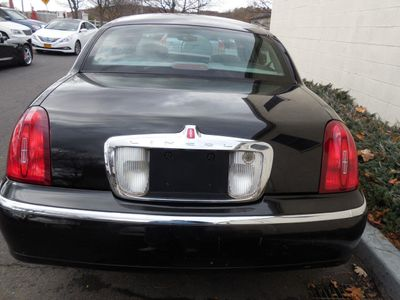 2002 Used Lincoln Town Car Signature At Auto King Sales Inc Serving