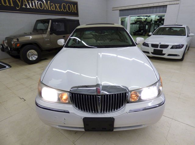 2002 Used Lincoln Town Car Signature At Luxury Automax Serving