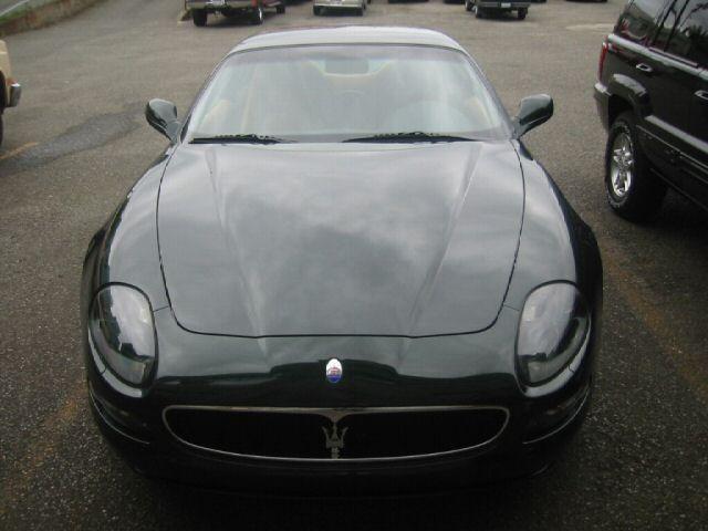 2002 Used Maserati Coupe GT At Sports Car Company Inc Serving La Jolla IID 1603618