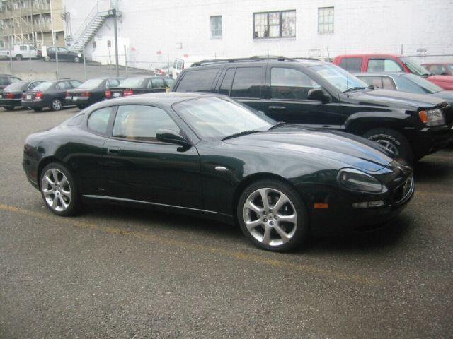 2002 Used Maserati Coupe GT at Sports Car Company, Inc ...