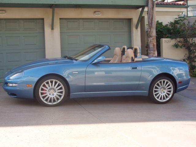 2002 Used Maserati GranSport Spyder At Sports Car Company Inc Serving La Jolla IID 1464348