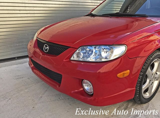 2002 Mazda Protege5 PROTEGE5 WAGON AUTOMATIC ULTRA LOW MILES FUEL SAVER RARE - Click to see full-size photo viewer