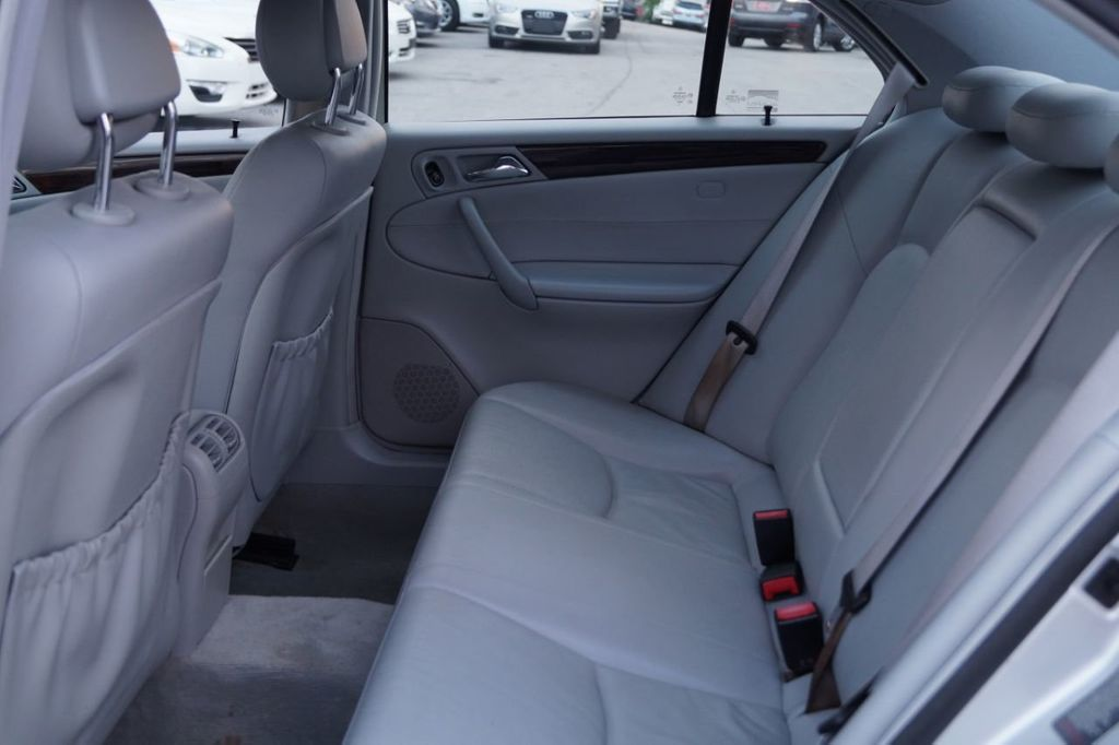 2002 Mercedes-Benz C-Class 2002 MERCEDES-BENZ C320 LOW MILES GREAT DEAL 615-730-9991 - 18133606 - 10