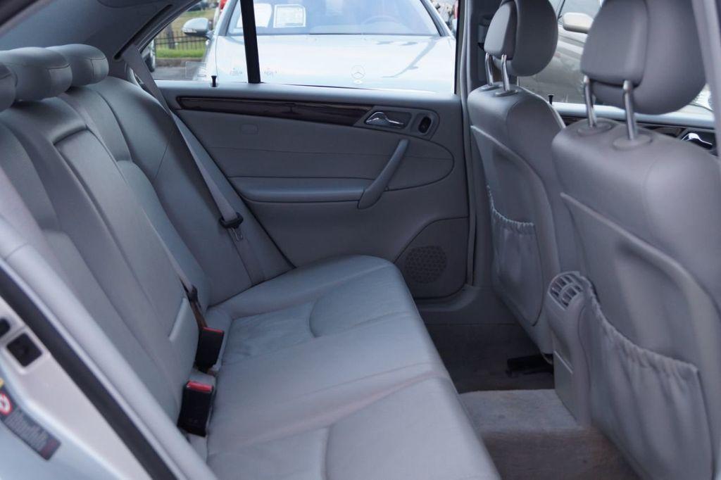 2002 Mercedes-Benz C-Class 2002 MERCEDES-BENZ C320 LOW MILES GREAT DEAL 615-730-9991 - 18133606 - 11