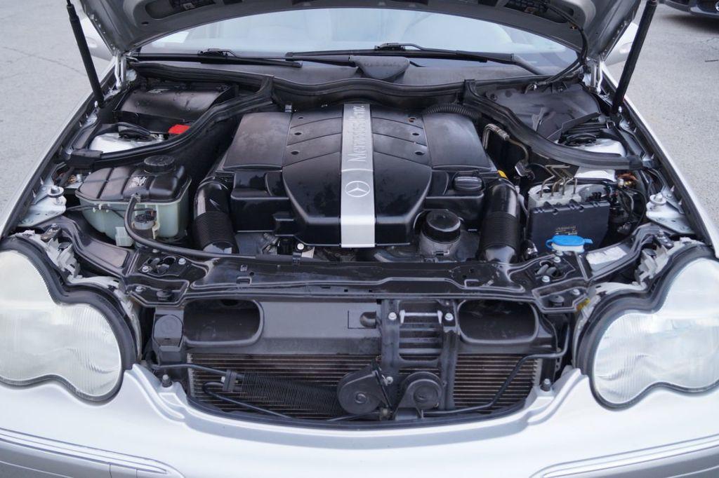 2002 Mercedes-Benz C-Class 2002 MERCEDES-BENZ C320 LOW MILES GREAT DEAL 615-730-9991 - 18133606 - 13