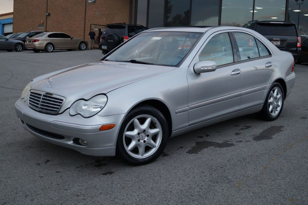 Mercedes Benz Used >> 2002 Used Mercedes Benz C Class 2002 Mercedes Benz C320 Low Miles Great Deal 615 730 9991 At Next Ride Motors Serving Nashville Tn Iid 18133606