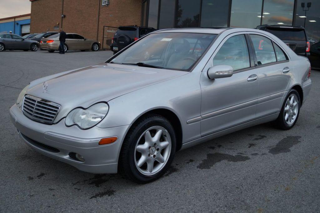 2002 Mercedes-Benz C-Class 2002 MERCEDES-BENZ C320 LOW MILES GREAT DEAL 615-730-9991 - 18133606 - 2