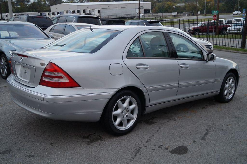 2002 Mercedes-Benz C-Class 2002 MERCEDES-BENZ C320 LOW MILES GREAT DEAL 615-730-9991 - 18133606 - 5
