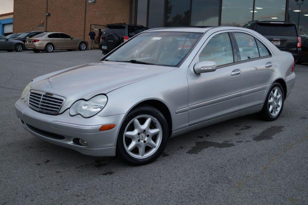 2002 Mercedes-Benz C-Class 2002 MERCEDES-BENZ C320 LOW MILES GREAT DEAL 615-730-9991 - 18133606 - 6