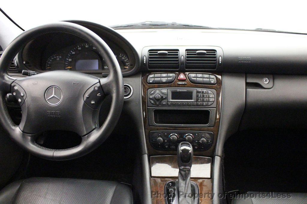 2002 Used Mercedes Benz C Class C240 4dr Sedan 2 6l At