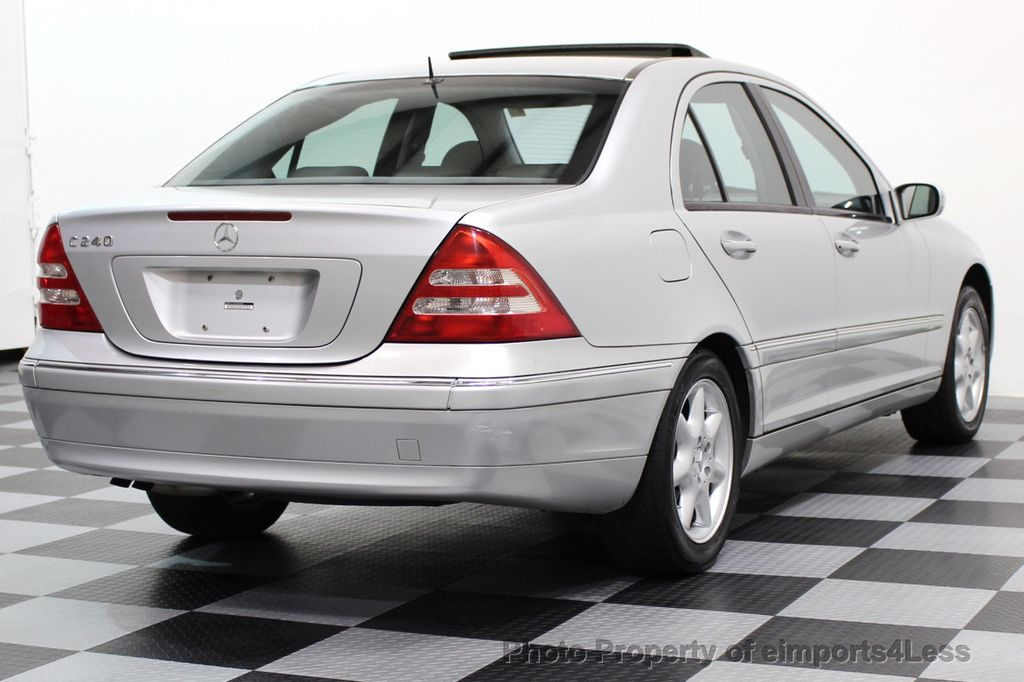 2002 Mercedes Benz C240 >> 2002 Used Mercedes Benz C Class C240 4dr Sedan 2 6l At Eimports4less Serving Doylestown Bucks County Pa Iid 16535771